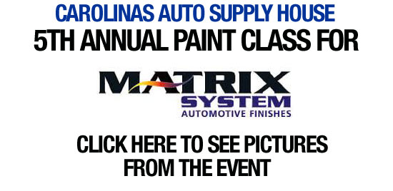 4th Annual Matrix Vendor Classes