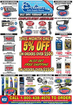 Low prices everyday, we've got you covered.